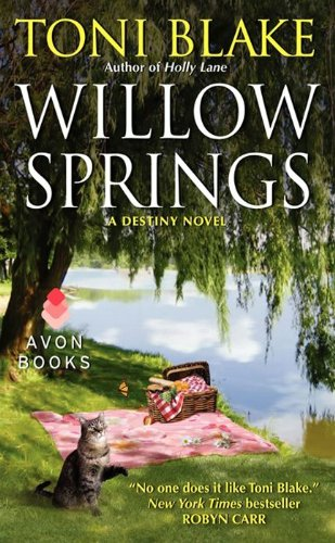 book cover of Willow Springs