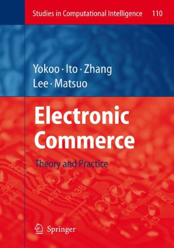 Electronic Commerce: Theory and Practice (Studies in Computational Intelligence)