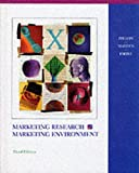 Marketing Research in a Marketing Environment, Dillon, William R. and Madden, Thomas J., 0256105170
