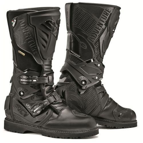 Sidi Adventure 2 Gore-Tex Waterproof Leather ADV Motorcycle Touring Boots 49