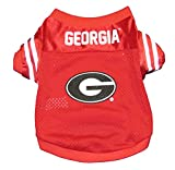 Pet Goods NCAA Georgia Bulldogs Collegiate Pet Jersey, Small
