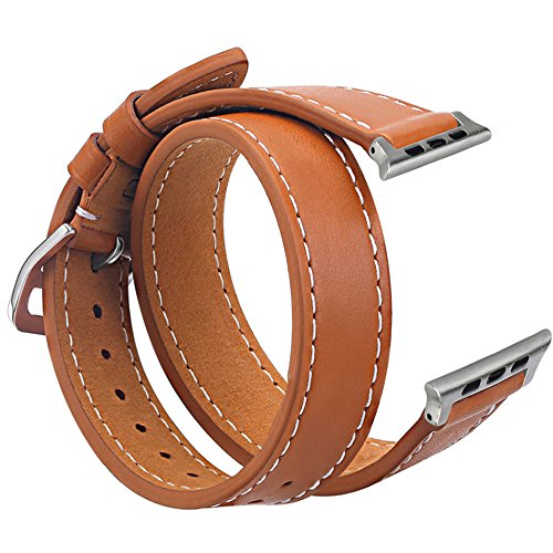 V Moro Double Leather iWatch 5 43 6 49 product image