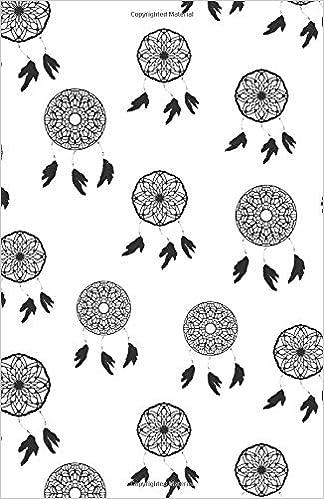 Bullet Journal Dreamcatcher Pattern Design Notebook With 40 Dot New Dream Catcher Design Patterns