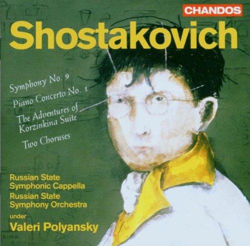 Symphony No 9: Piano Concerto 1