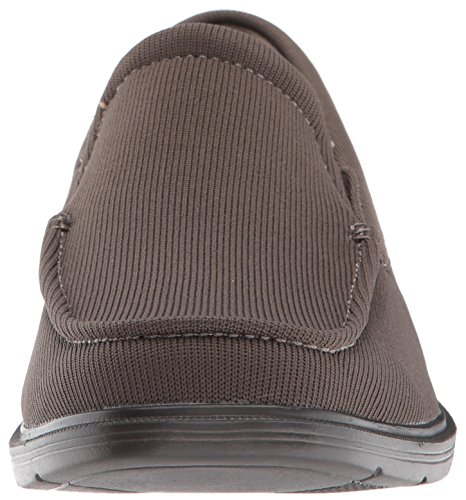 Skechers Herren Relaxed Fit-Caswell-Lander Loafer Taupe