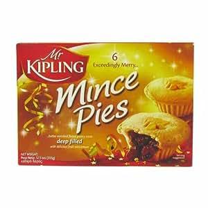 Mr. Kiplings Mince Pies - 6 Pack