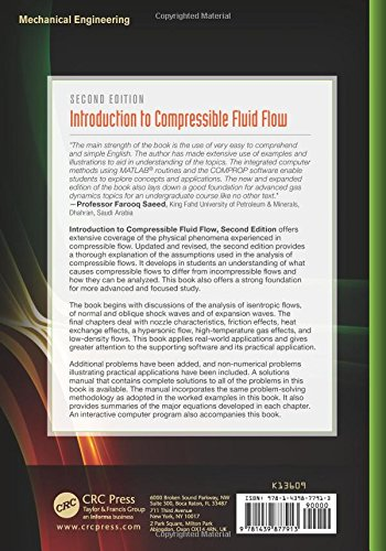 Buy introduction to compressible fluid flow second edition heat buy introduction to compressible fluid flow second edition heat transfer book online at low prices in india introduction to compressible fluid flow fandeluxe Image collections