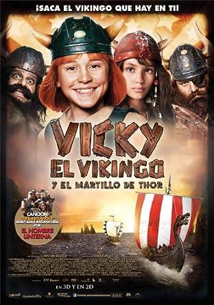 Vicky, el vikingo y el martillo de Thor