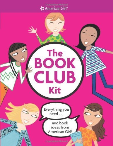 The Book Club Kit (American Girls Collection Sidelines) by Patti Kelley Criswell (2007-09-01)