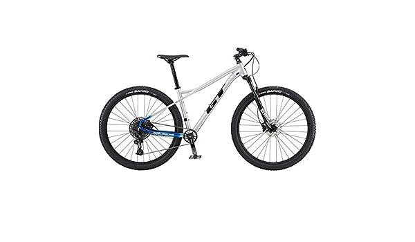 GT 27,5 M Avalanche Expert 2020 - Bicicleta de montaña, Plata: Amazon.es: Deportes y aire libre