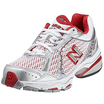New Balance 1223, Men\u0027s Trainers, Silver/Red, ...
