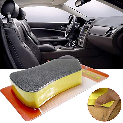 Earthily Nano Cleaning Brush Felt Cleaning Tool, Suitable For Car Leather Seats, Car Interiors And Other Details Of The Cleaning Brush comfortable: