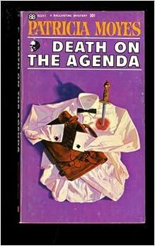 Book Death on the Agenda