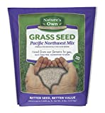 Mountain View Seeds Natures Own Pacific Northwest Mix Grass Seed, 8-pounds