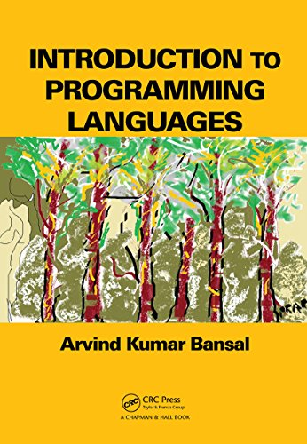 Download Introduction to Programming Languages Pdf