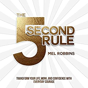 by Mel Robbins (Author, Narrator), Mel Robbins Productions Inc. (Publisher) (520)  Buy new: $19.95$17.95