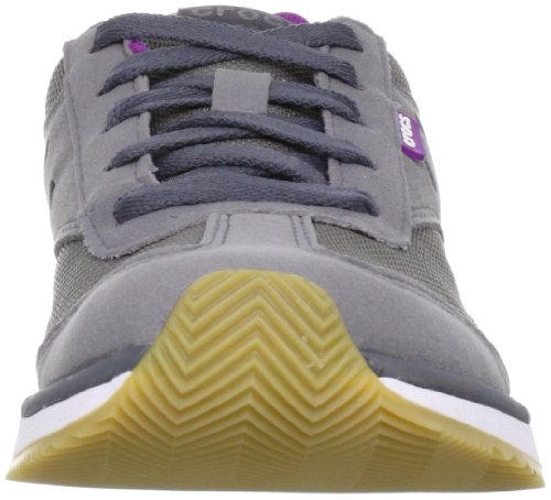 Crocs Womens Retro Sneaker Smoke / Dahlia