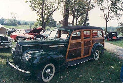 1941 Packard 110 Woodie Hercules Wagon Photo (1941 Packard Wagon)