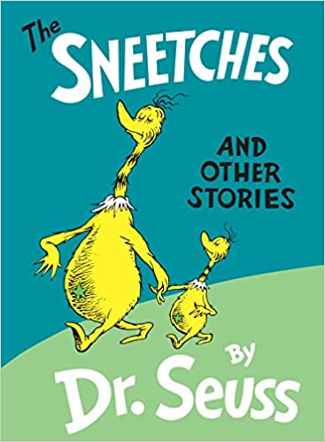 Amazon The Sneetches And Other Stories 0400883740688 Dr Seuss Books