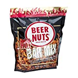 BEER NUTS Hot Bar Mix | 32 oz. Resealable Bag