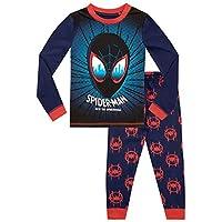 Marvel Boys Spiderman Pajamas Size 7 Blue