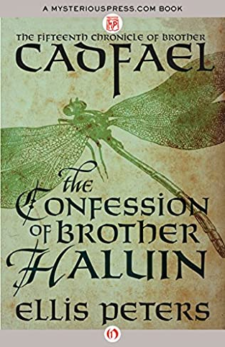 book cover of The Confession of Brother Haluin