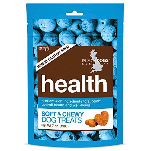 Isle of Dogs Health Soft Chew Dog Treat, (Vegetarian Yogurt)