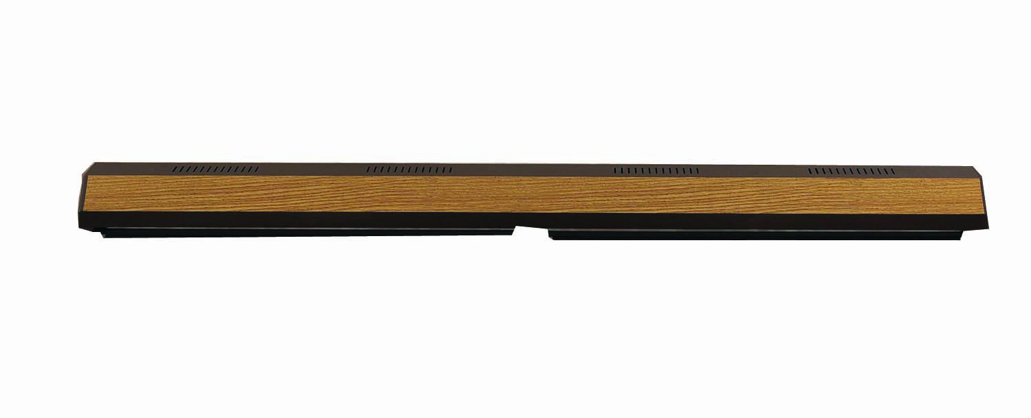Perfecto Manufacturing APF26483 Marineland Fluorescent Perfect-a-Strip Deluxe Light Reflector for Aquarium, 48-Inch, Oak by Perfecto Manufacturing B002DVTGEU