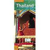 Rough Guide Map Thailand