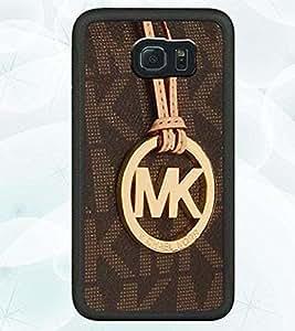Special Design Michael Kors Brand Logo Fancy Style Samsung Galaxy S6 Edge Hard Carcasa Para Women