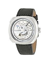 SevenFriday Men's V1-01 V-Series White Watch