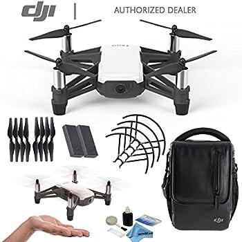 Amazon.com: DJI Tello Quadcopter Drone 2 Pack Battery Kit ...
