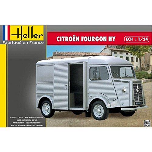 Citroen Type - Heller 1:24 - Citroen Van HY