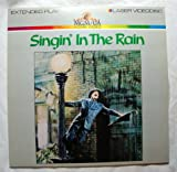 SINGIN' IN THE RAIN Laserdisc