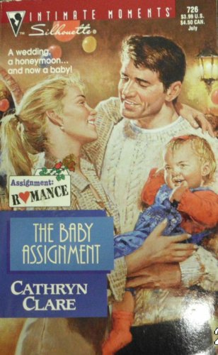 book cover of The Baby Assignment