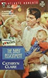 The Baby Assignment, Cathryn Clare, 0373077262