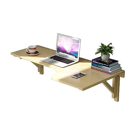 LXLA-mesa de pared abatible de Pared Mesa Plegable Mesa de Comedor ...