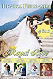 Royal Love: 4 Sweet Royal Romances (Romancing the Royals)