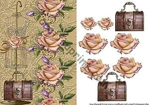Heritage Roses2por Marijke Kok