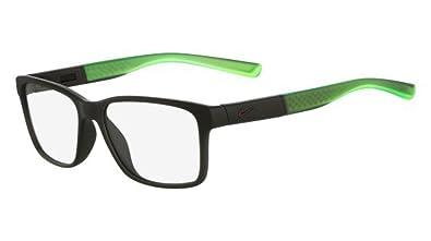 Eyeglasses NIKE 7091 INT 300 MATTE CARGO KHAKI/GREEN STRIKE