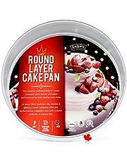 """Crown Cake Pans - 3"""" Deep"""