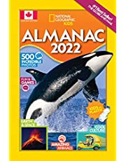 National Geographic Kids Almanac 2022, Canadian Edition