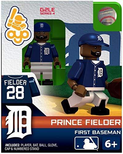 MLB Detroit Tigers Prince Fielder OYO Figure