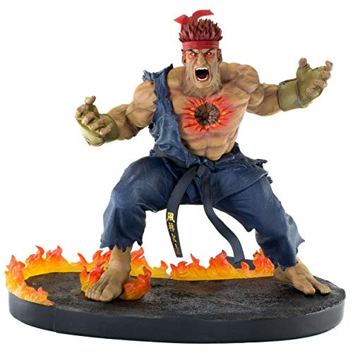 Action Figure Street Fighter The Beast Unleashed Evil Ryu Tsume Arts Multicores
