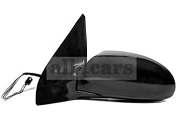 Ford Focus Mk1 98-04 electric black passenger wing mirror complete