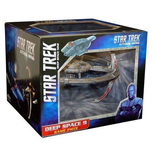 Star Trek Attack Wing Deep Space Nine Expansion pack by Star Trek Attack Wing