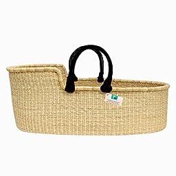 Design Dua. Organic Moses Basket-the Bilia Bassinet