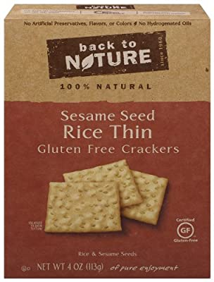 Back To Nature Gluten Free