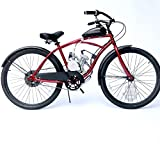 Bicycle Motor Works - Cranberry Cruiser Motorized Bike Kit