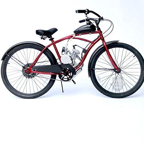 Bicycle Motor Works – Cranberry Cruiser Motorized Bike Kit